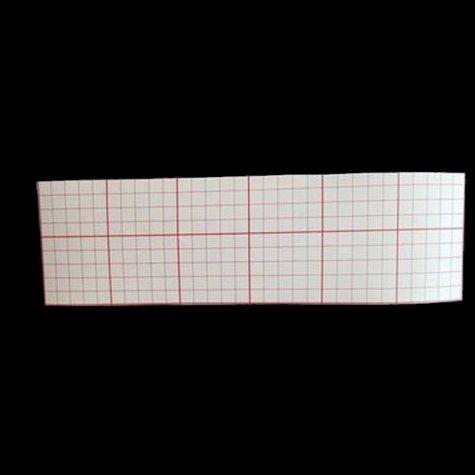 Accessoire pour abat-jour - découpe polyphane blanc 30/100 - CC20
