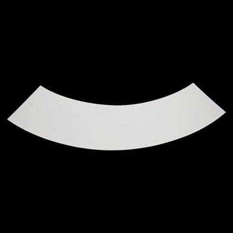 Accessoire pour abat-jour - découpe polyphane blanc 30/100 - D20