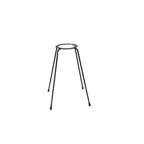 Accessoire pour abat-jour -  Pied métallique - Hauteur 15 cm