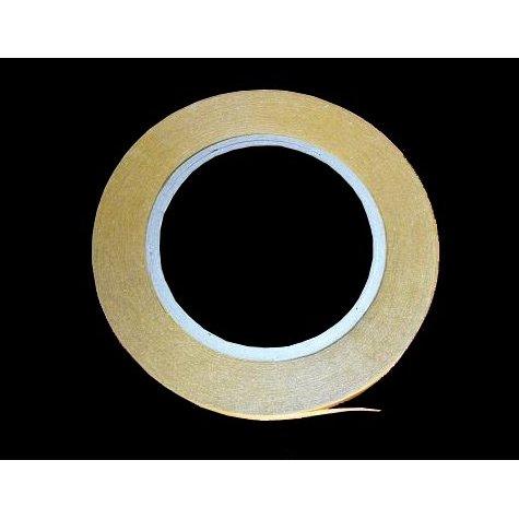 adhésifs double face - ref 001 largeur 9 mm