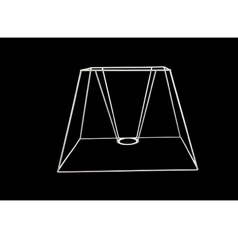 Carcasse abat-jour Tendu Rectangle - TR30