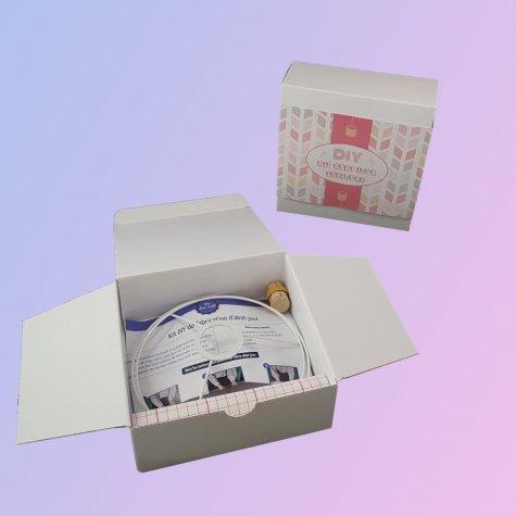 KIT DIY - Kit abat-jour cylindre - C15H15