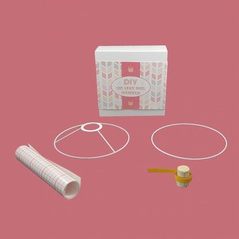 KIT DIY - Kit abat-jour cylindre - C20H20