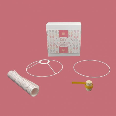 KIT DIY - Kit abat-jour cylindre - CC12