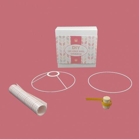 KIT DIY - Kit abat-jour cylindre - CC15