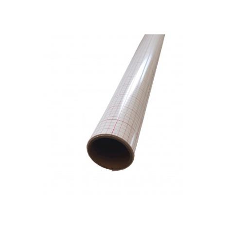 Polyphane - Blanc Opale - 30/100eme - Polyphane adhésif